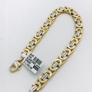 10k Bracelet 13.73Gram